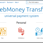 WebMoney alternative