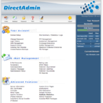 DirectAdmin alternative